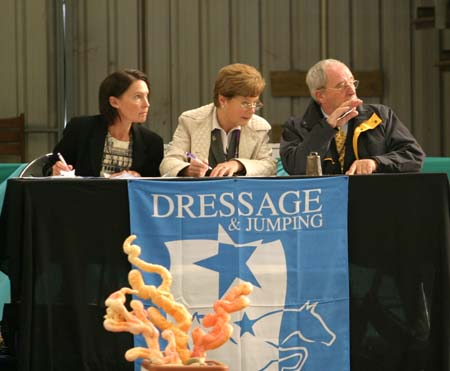 How are Dressage Competitions Scored?