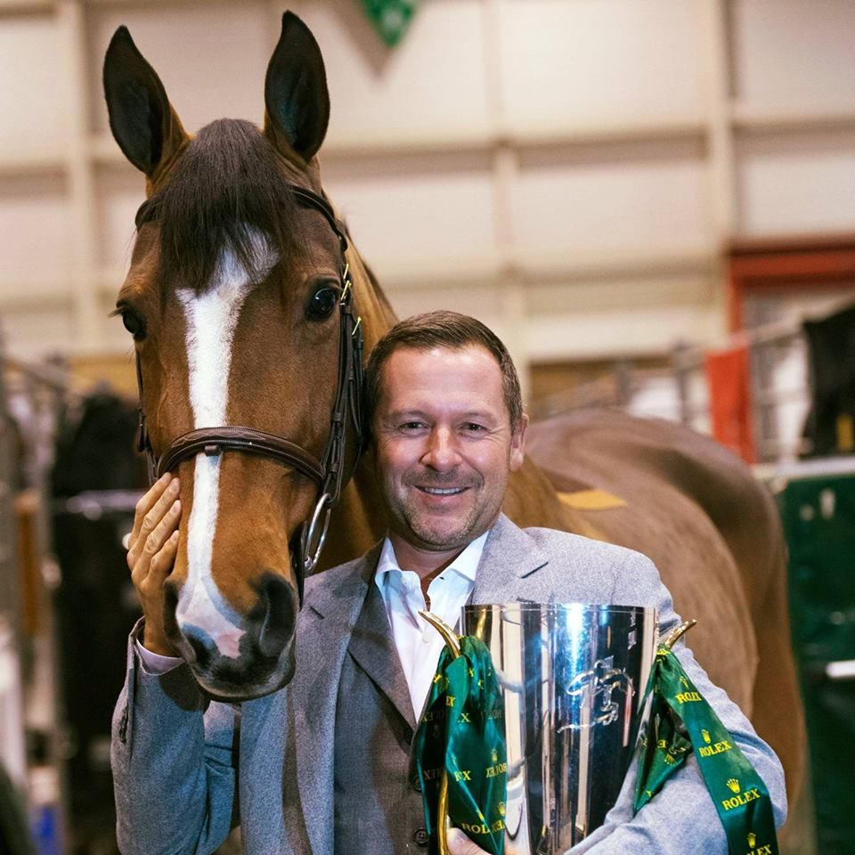 Eric Lamaze Named Canadian National Showjumping Champion