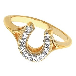Horseshoe Rings For Womens