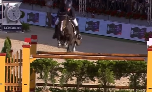 John Whitaker Jumps Clear In First Round In Rio