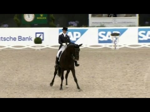 Judy Reynolds Claims Victory For Ireland At CDI-W Devon