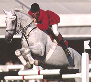 Milton - International Showjumper