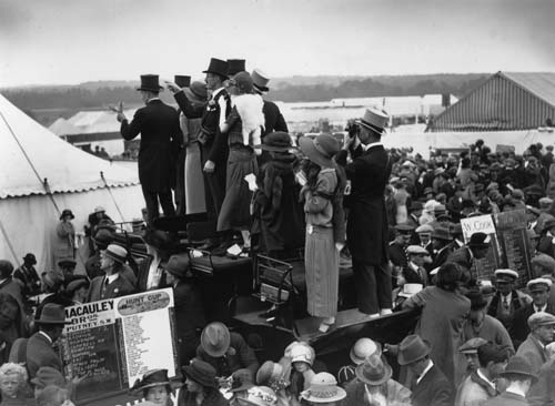 Royal Ascot in the Early 1920s