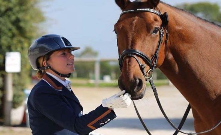 Samantha Morrison Dressage Trainer
