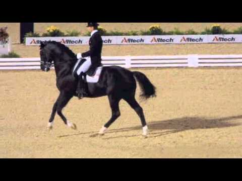 Edward Gal Books His Place In Dressage World Cup Final
