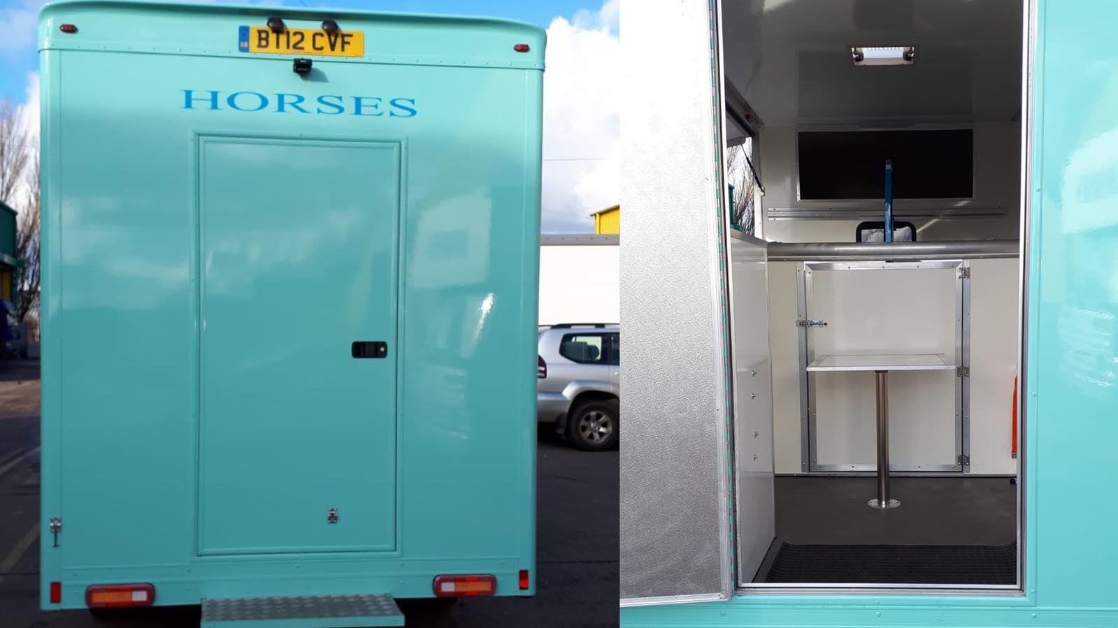 3.5 Horseboxes For Sale
