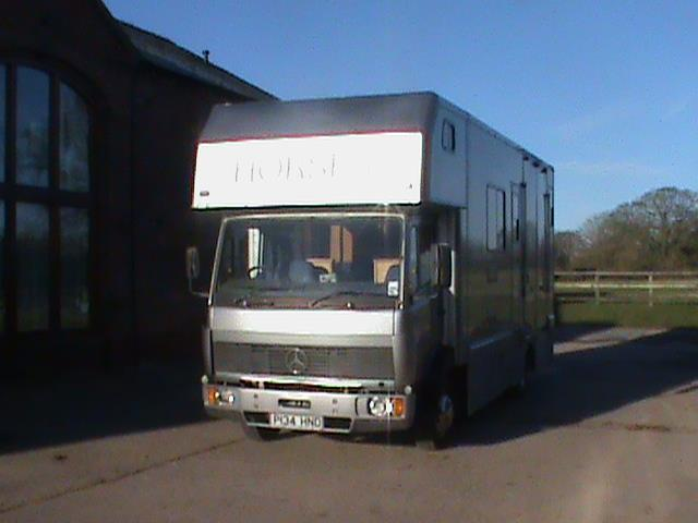 7.5 Tonne Ladies Horsebox For Sale