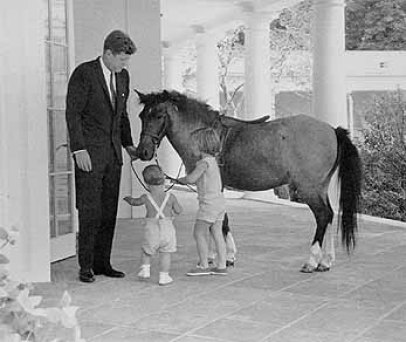 American Presidents and Their Horses