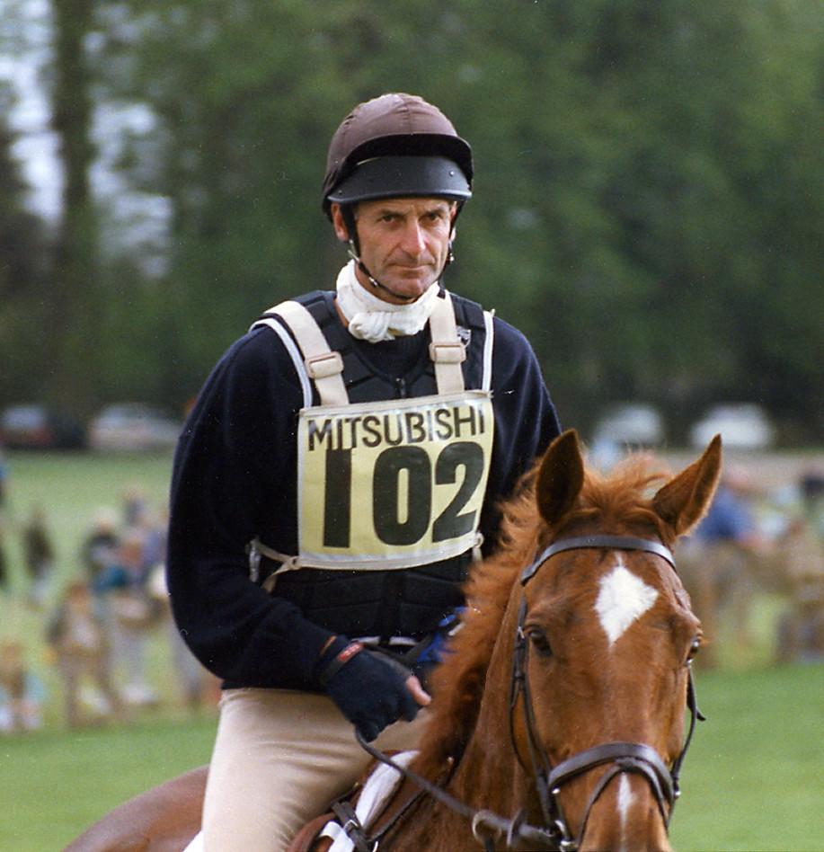 Bertie Blunt - Badminton Horse Trials