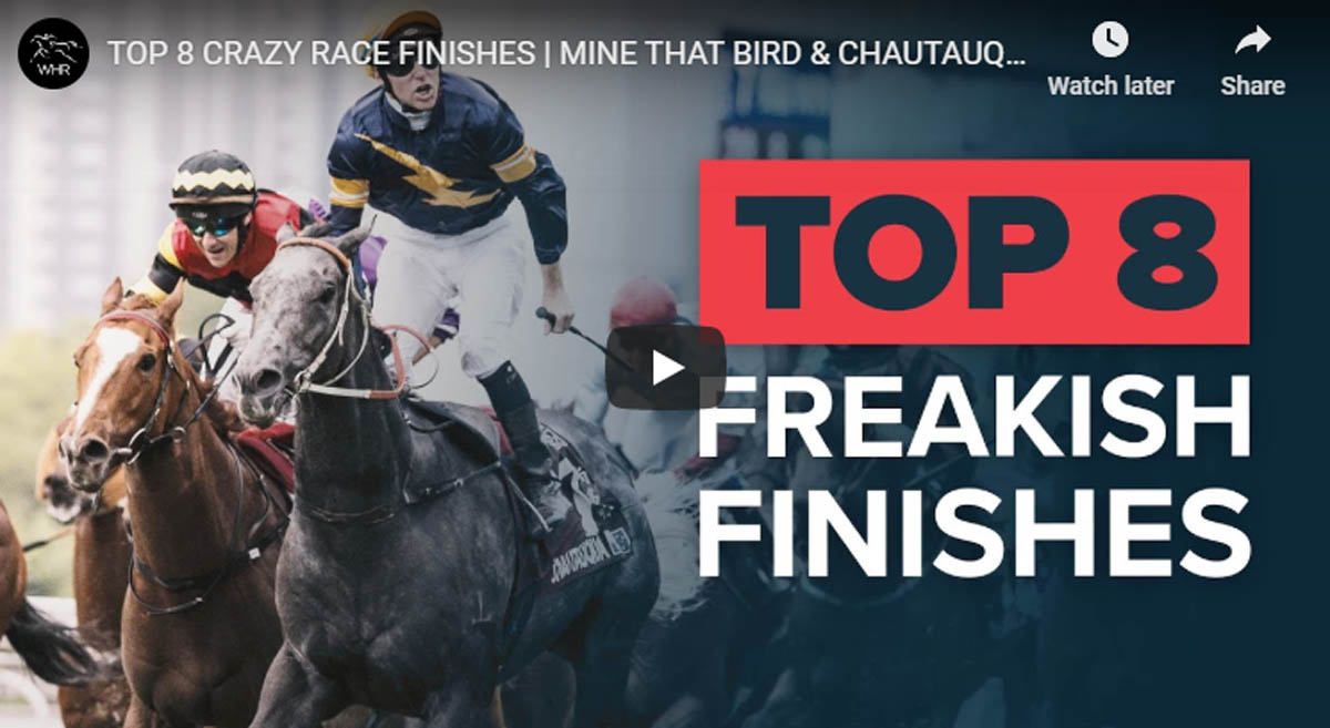 Best Horse Race Finishes