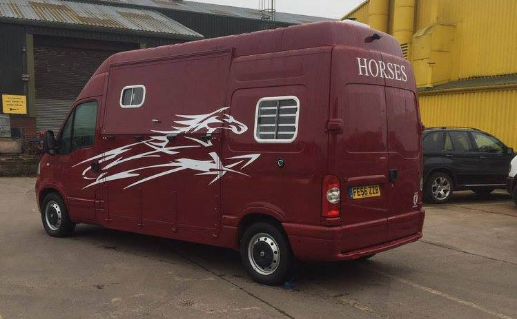 Build Horseboxes