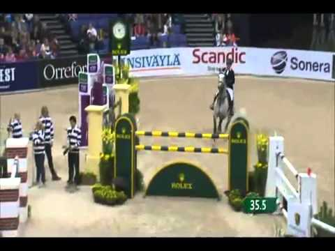 Nick Skelton and Carlo 273