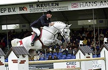 Cumano Z - Showjumping Stallion