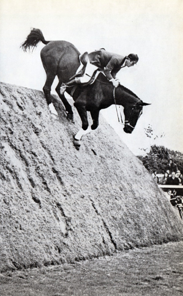 David Broome Beethoven Hickstead Derby