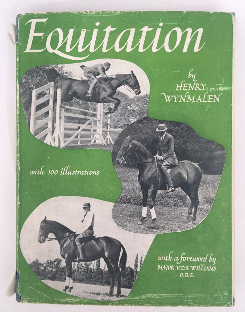 Equitation by Henry Wynmalen 1947