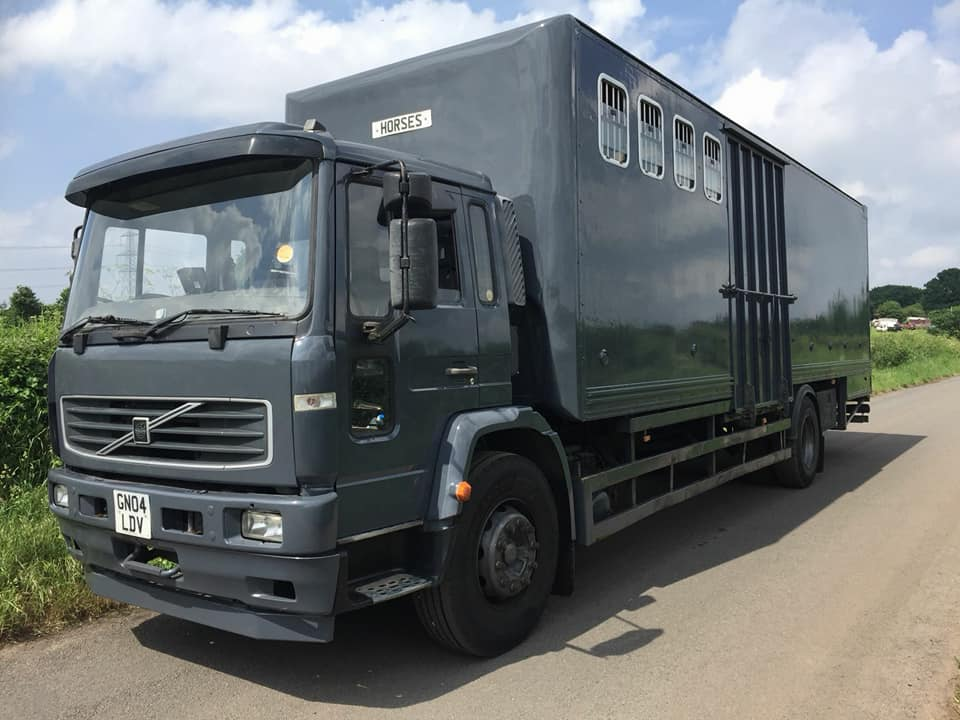 18 Tonne Horseboxes For Sale - HGV Horseboxes For Sale