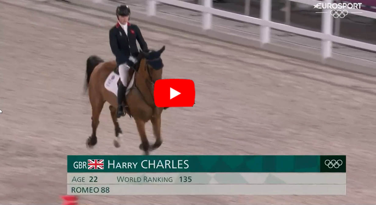 Harry Charles - Showjumping