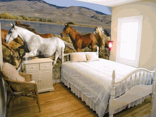 Horse Bedroom Ideas