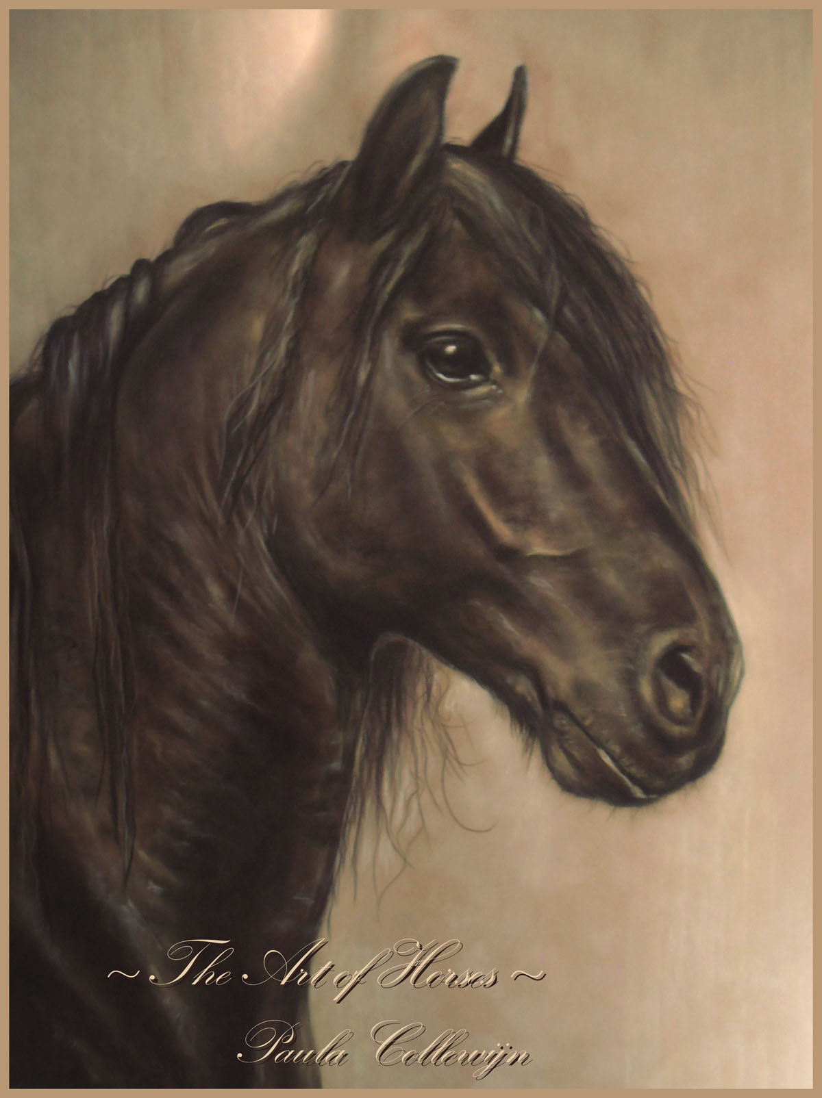 Horse Painting Artworks
