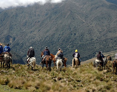 Horse Riding Holidays Abroad