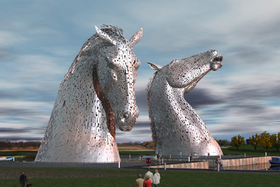 Stunning Horse Themed Landmarks From Around The World