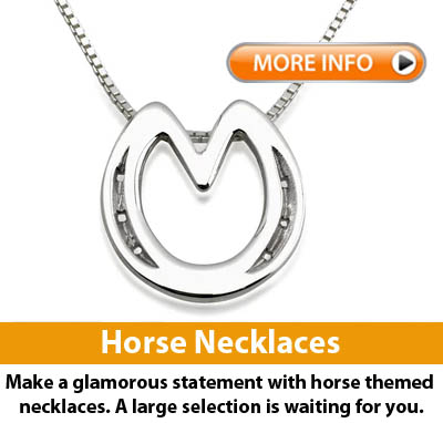 Horse Necklaces