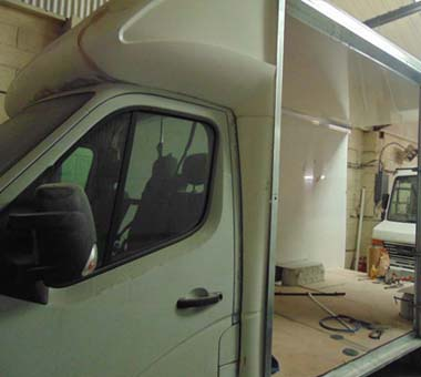 Horsebox Refurbishment and Modifications