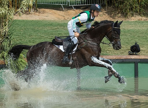 Eventing - Cross Country Highlights From 2012 London Olympics
