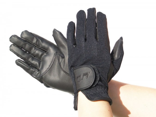 Mark Todd Mens Leather Competition Gloves