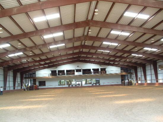 Montana Horse Arenas - Builder That Specializes In Equestrian Facilities