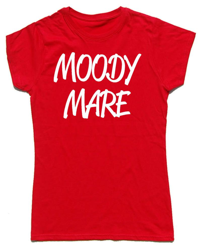 Moody Mare T-Shirt