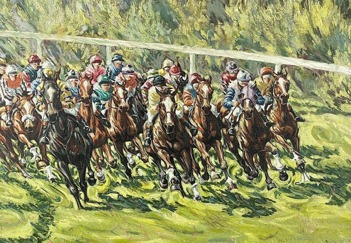 Roy Miller - Horse Racing