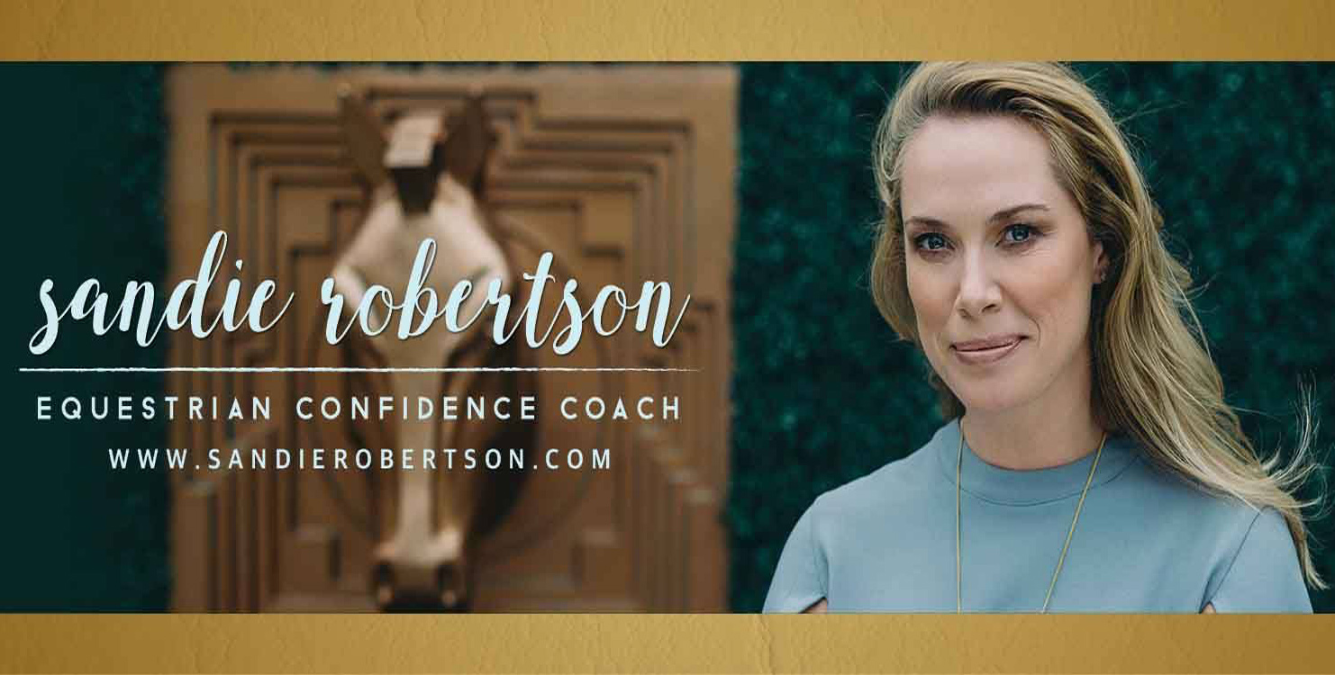 Sandie Robertson - The Equestrian Performance Coach, Author and Columnist