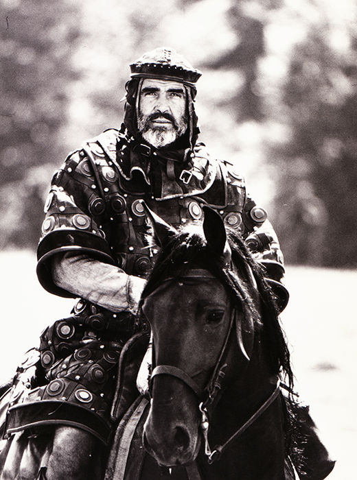 Sean Connery Horse