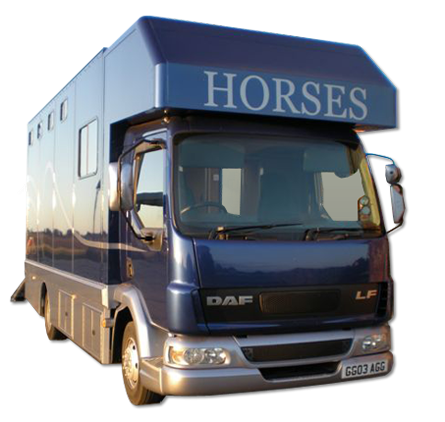 T.J Brown Horse Boxes