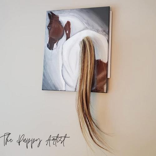 Horse Hair Art