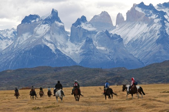 Torres del Paine National Park - Equestrian Holidays