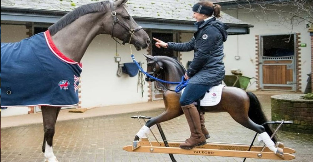 The Making Of Valegro The Rocking Horse for Charlotte Dujardin