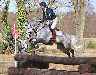 Eventer William Fox Pitt & Kilcoltrim