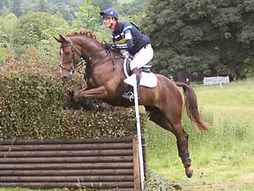 Event Rider William Fox-Pitt * Oloa