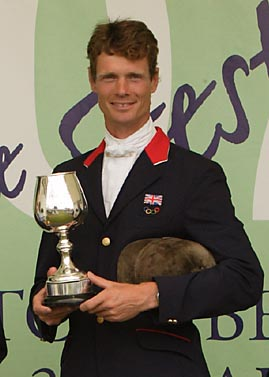 3 Day Eventer - William Fox Pit