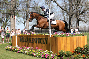 Advanced Eventer Seacookie & William Fox Pitt