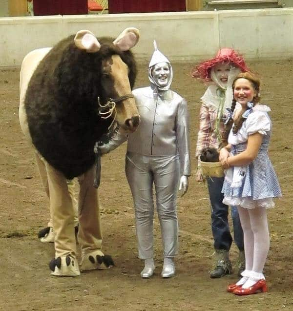 Wizard Of Oz - Horse Costume